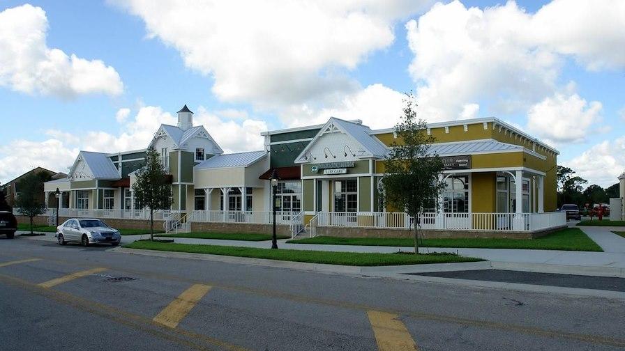 Victoria Park Village Center