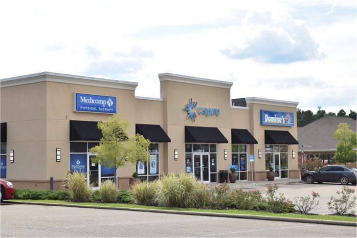 Walmart Outparcel Shopping Center
