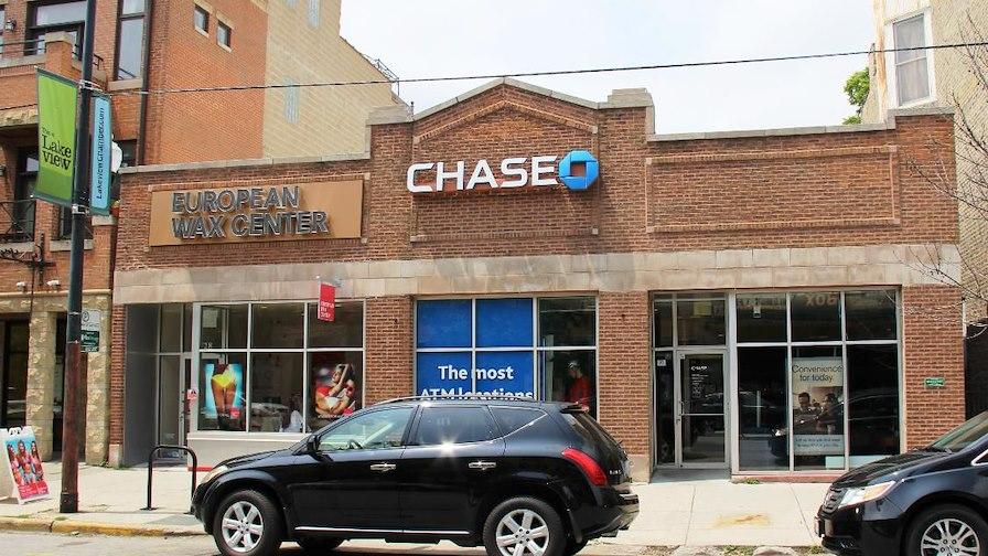 Chase Bank | European Wax | Wrigleyville