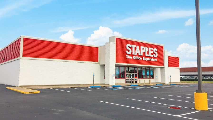 Staples | Redevelopment Opportunity