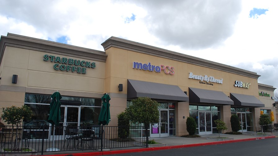 Strawberry Creek Shopping Center