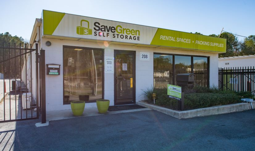 Save Green Self Storage