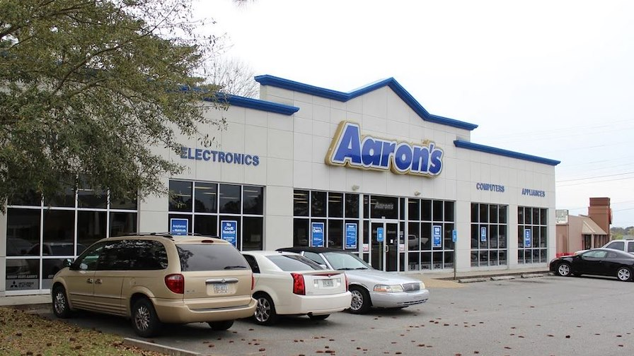 Aaron's (10-Year Sale Leaseback)