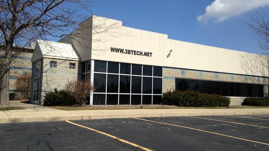 3B Tech Building