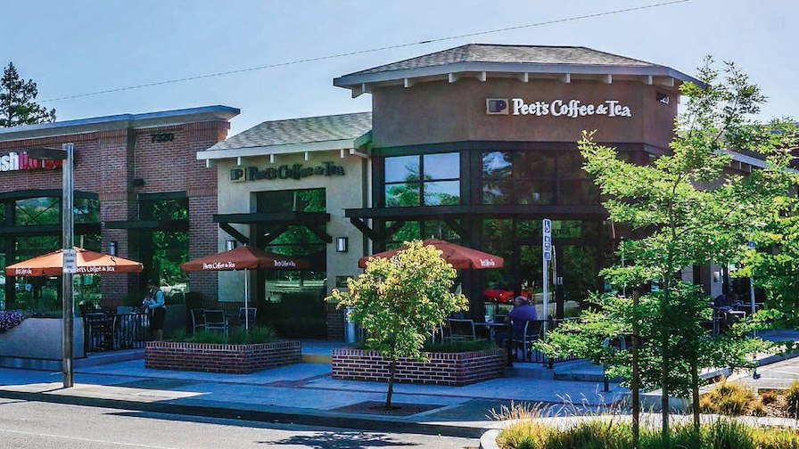 Peet's Coffee & Tea / Smashburger / Yogaworks