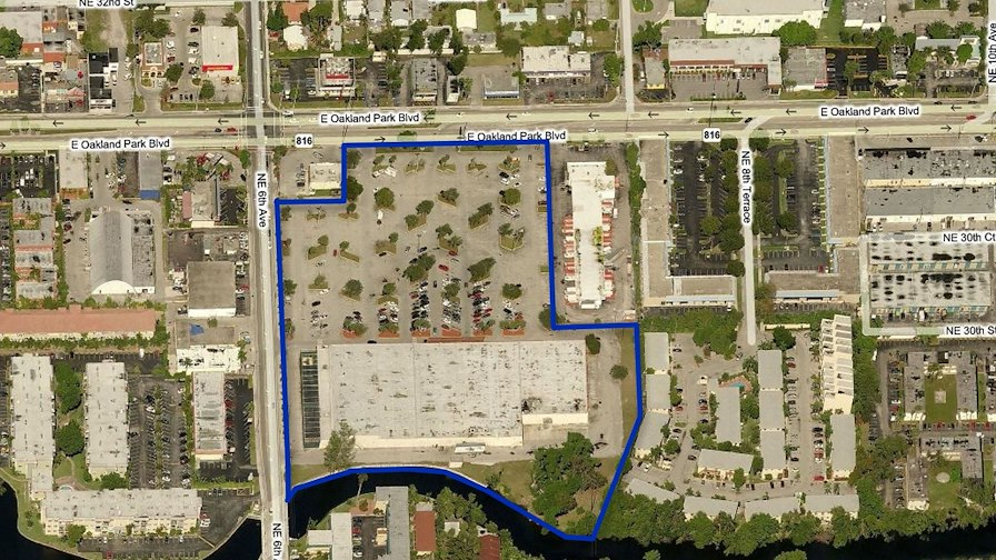 11.7 Acre Infill Redevelopment Site