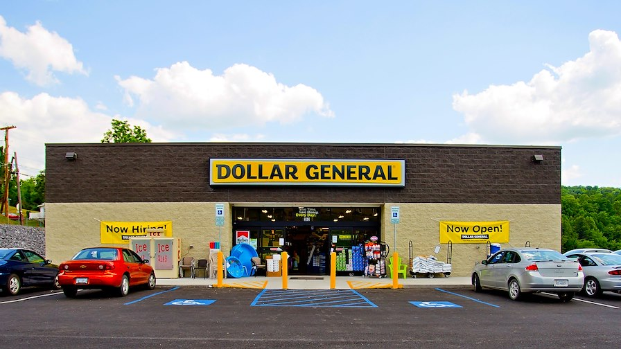 New 15-Yr. Dollar General