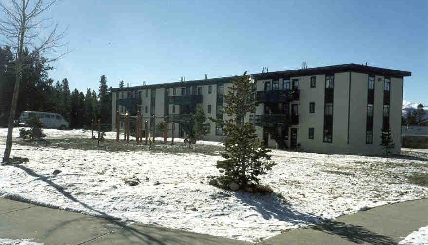 Sawatch Range Apartments