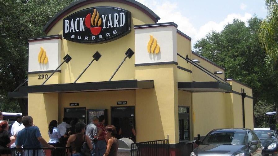 Back Yard Burgers (High Performance Store)