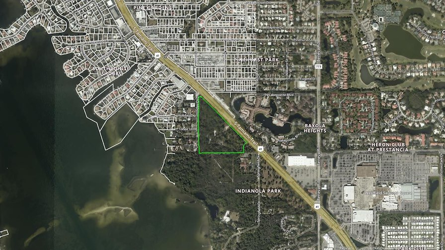 Cassia Cay Frontage Parcel Closing