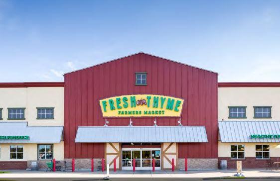 Fresh Thyme Farmers Market & PetSmart