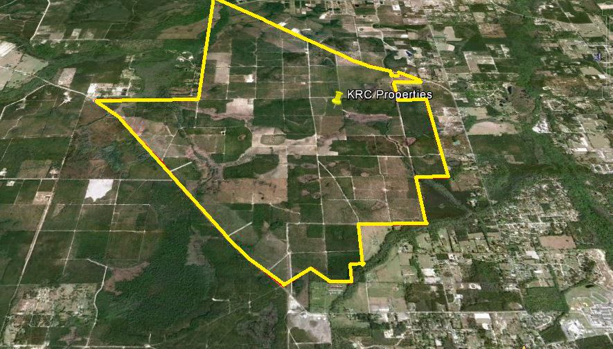 Greater Jacksonville 3,391 Acres