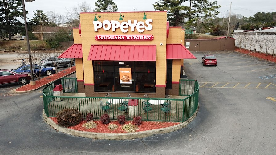 Popeyes | Florence, AL (Muscle Shoals)