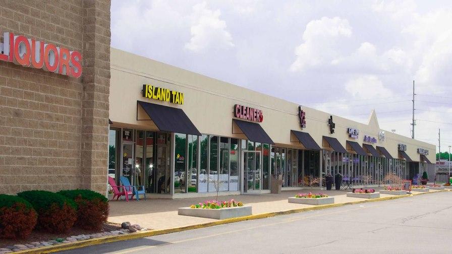 Retail Center at Brighton Commons