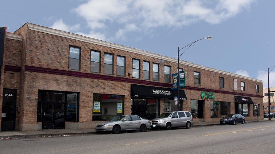 Clybourn Triangle Building