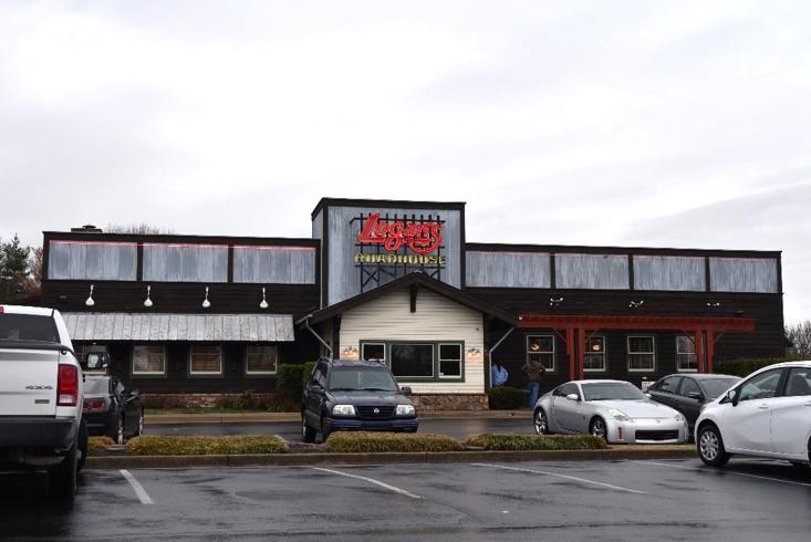 Logan's Roadhouse - 20 Year Lease