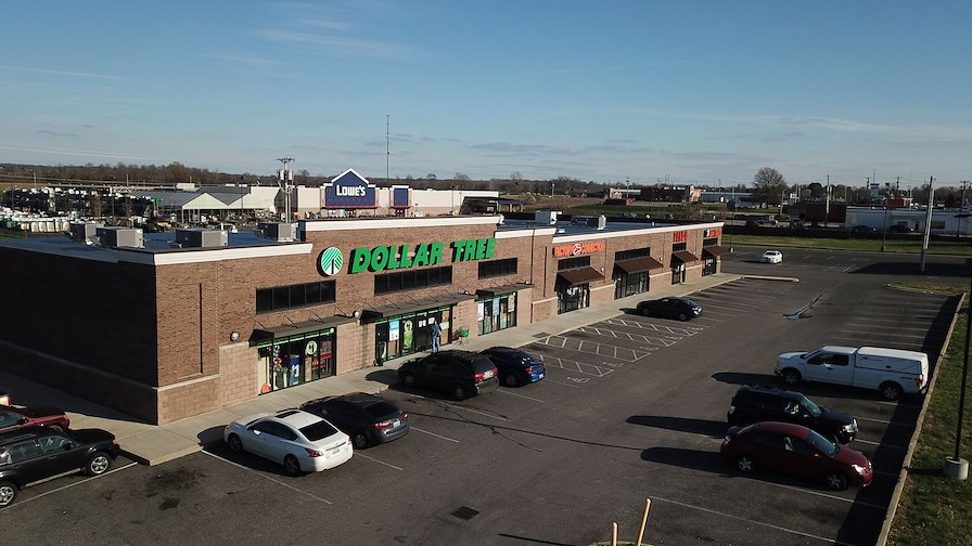Mayfield Town Center - Dollar Tree Anchored