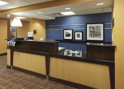 Hampton Inn Youngstown