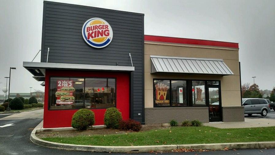 Burger King | English Creek, NJ