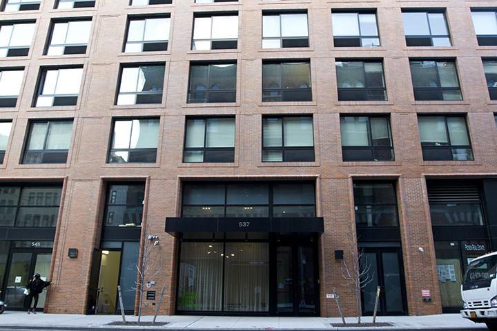 537 West 27th Street