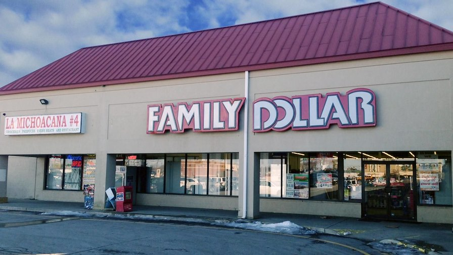 Family Dollar Center