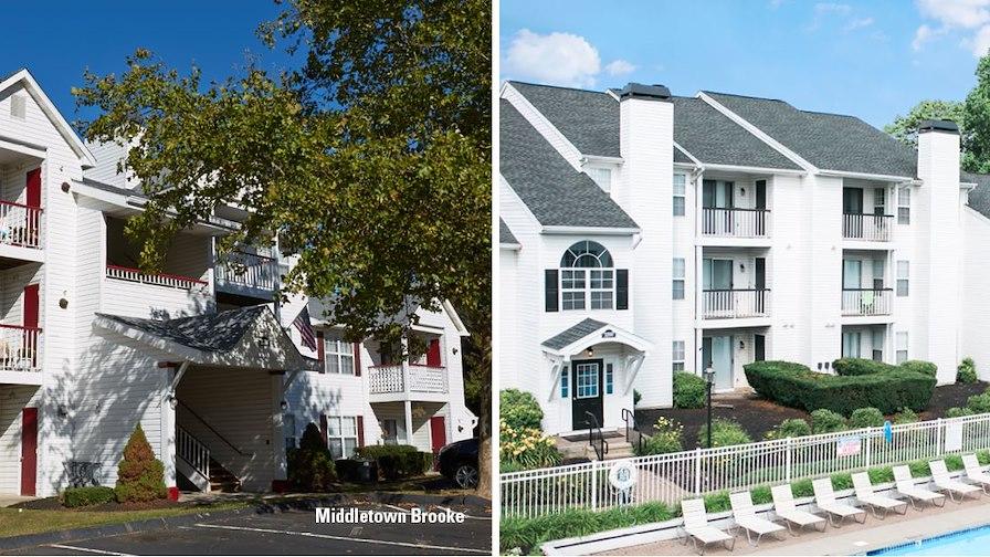 Middletown Brooke & Middletown Ridge