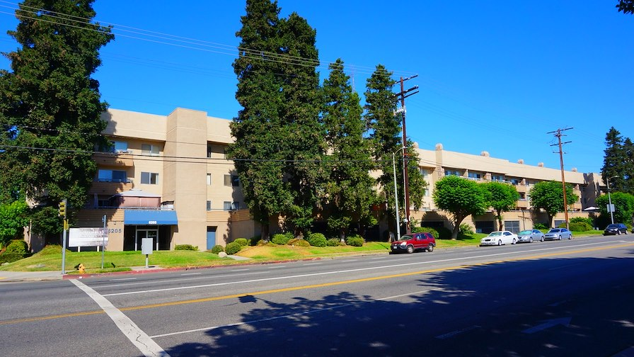 Woodman Park Apartments