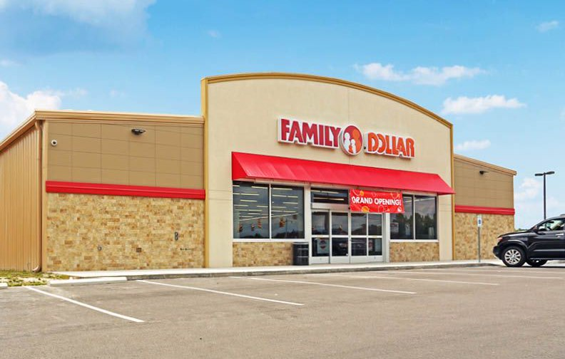 New 10-Yr. Family Dollar