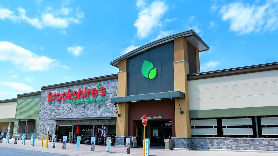 Brookshire's Anchored Shopping Center