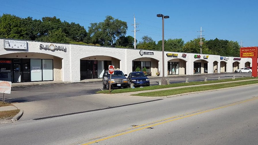 Sheridan Point Shopping Plaza