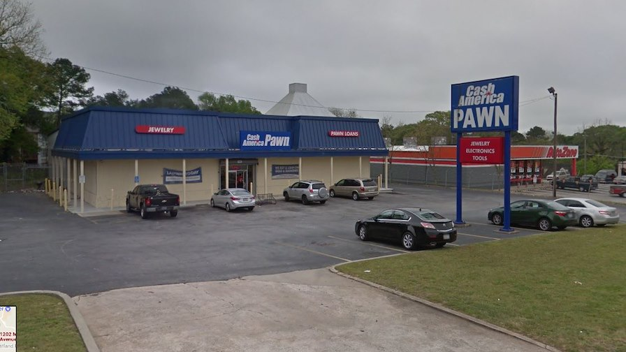 Cash America | 2,100+ Unit Corp Guarantee