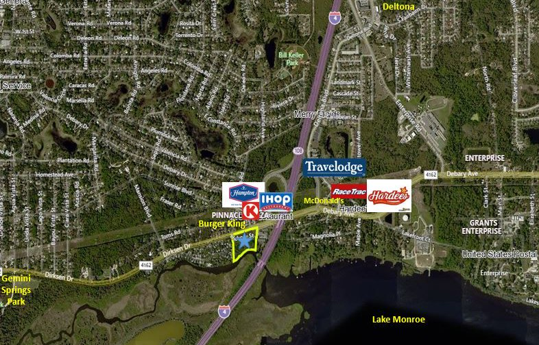 DeBary Commercial Land