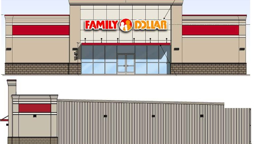 Family Dollar-East Flat Rock