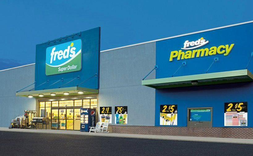 Fred's Super Dollar & Pharmacy