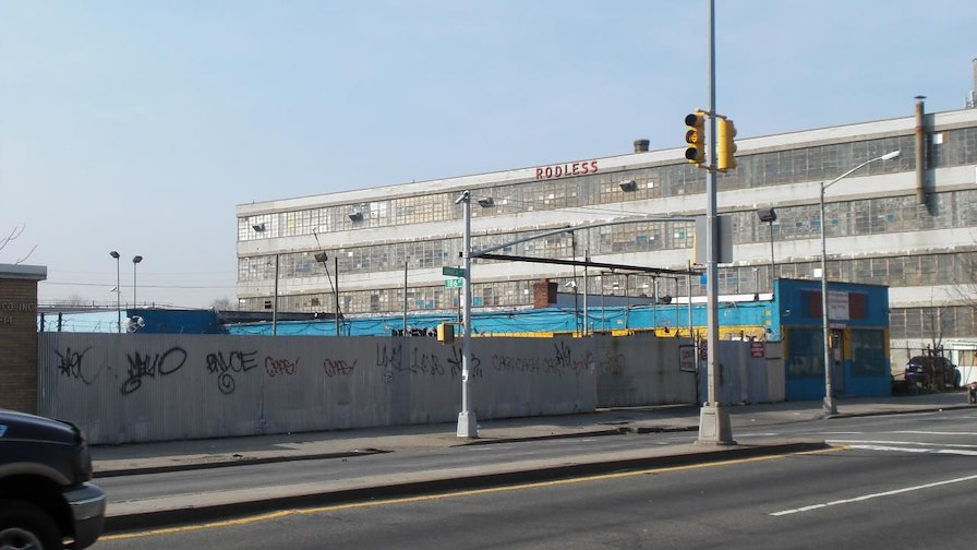 Jamaica Avenue Development Site