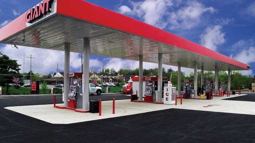 Giant Gas and Convenience Store  [Ground Lease]