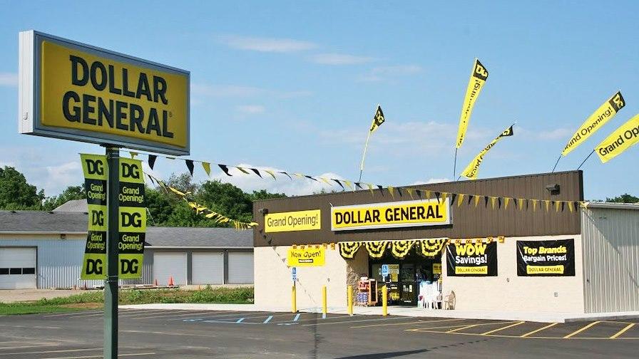 Dollar General Ionia