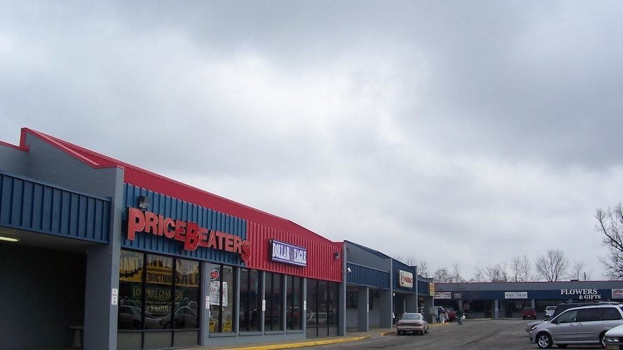West Park Shopping Center