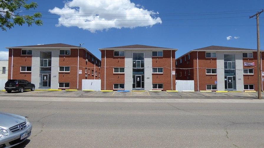 Prospect Plaza Apartments