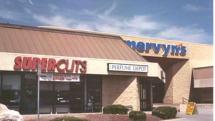 Loma Vista Shopping Center