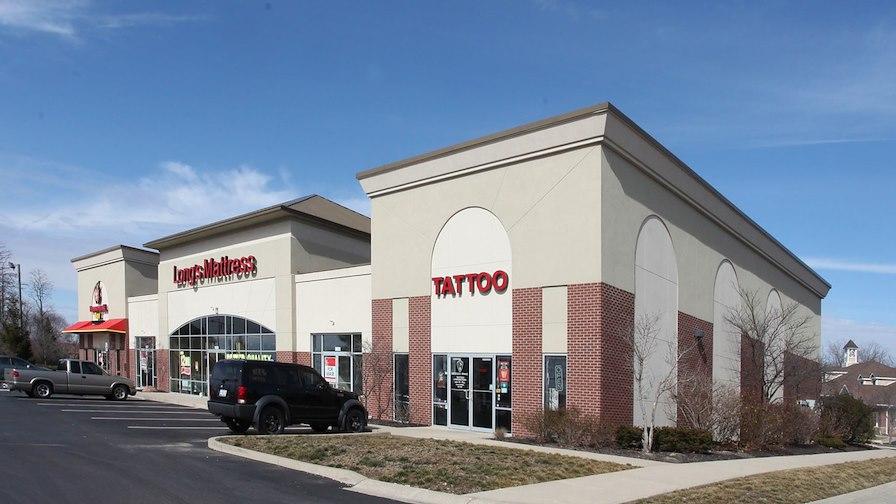 Avon Creek Shopping Center