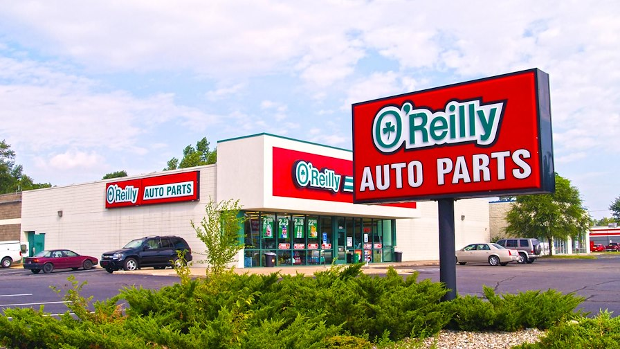 O'Reilly Auo Parts - 13 Years Remaining w/ Upsid