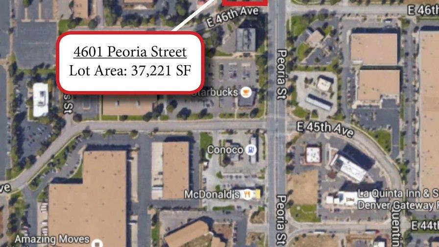 4601 Peoria Street
