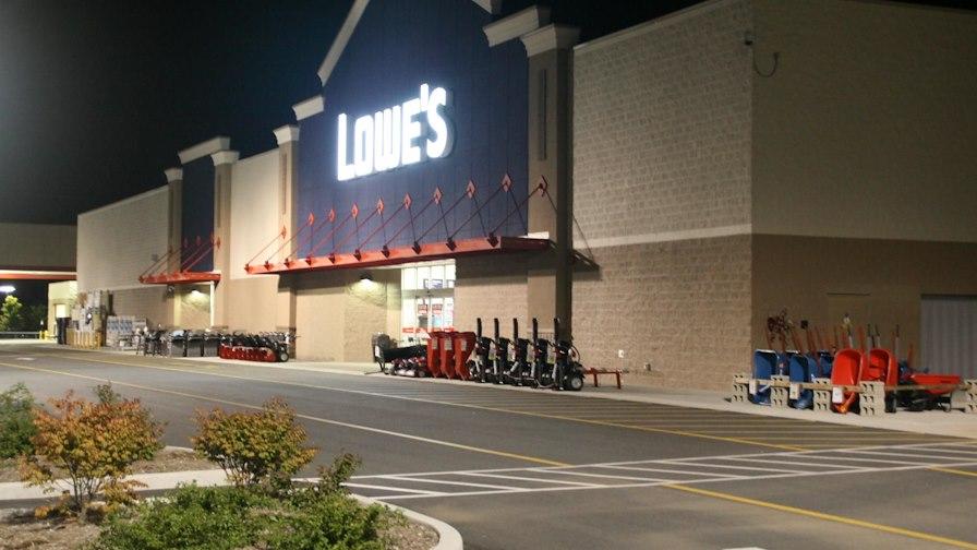 Lowe's Absolute NNN Lease