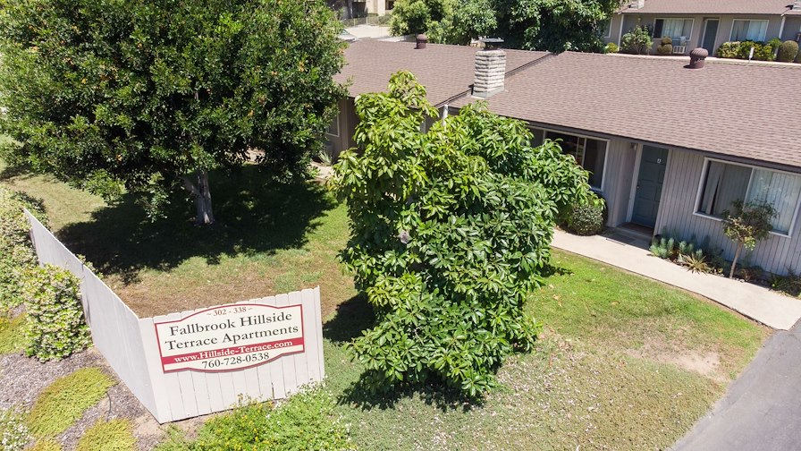 Fallbrook Hillside Terrace Apartments