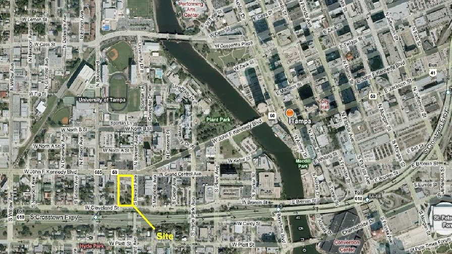 University of Tampa Land Development Opportunity