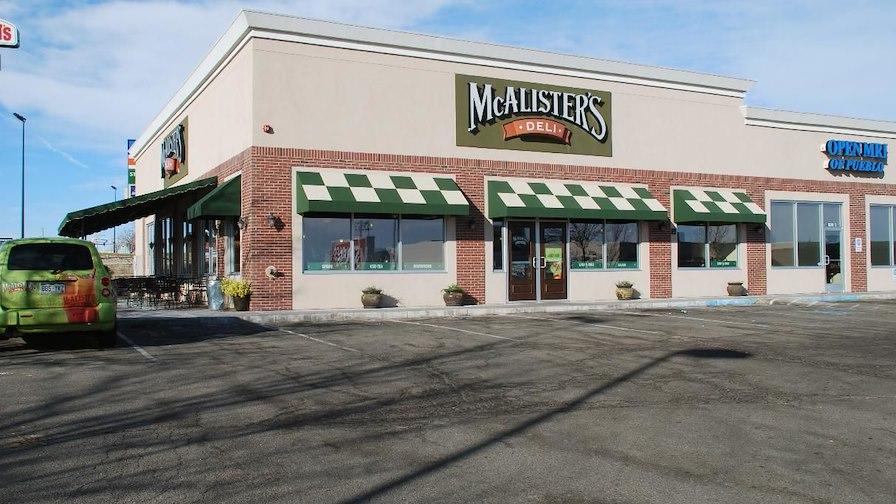 McAlister's Deli, Papa John's Pizza, Open MRI