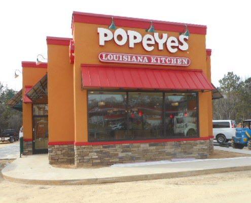 Popeyes - 15 Years