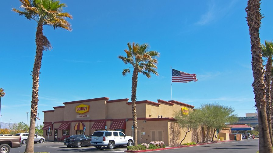 Denny's at Lake Mead Pavilion