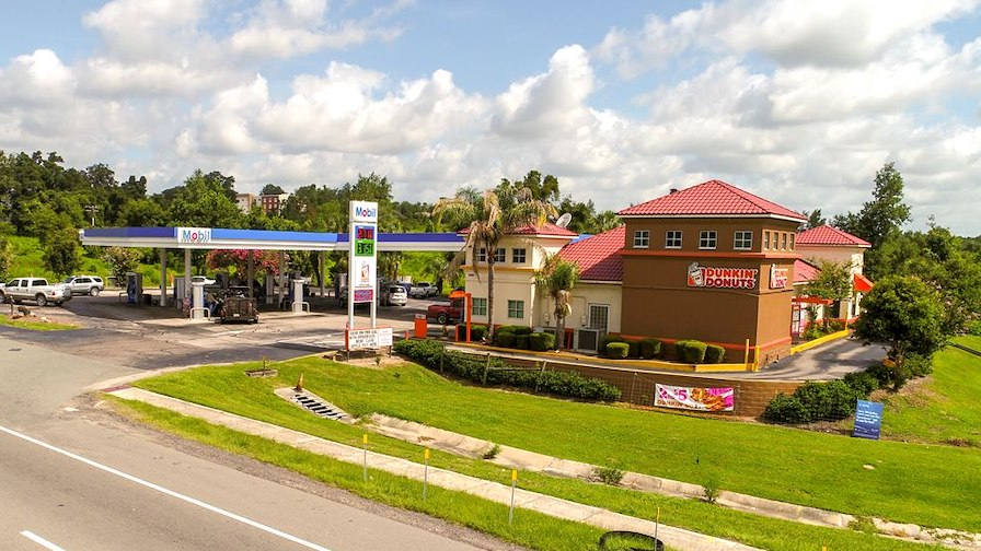 Mobil Gas Station - 20 Yr. NNN Lease